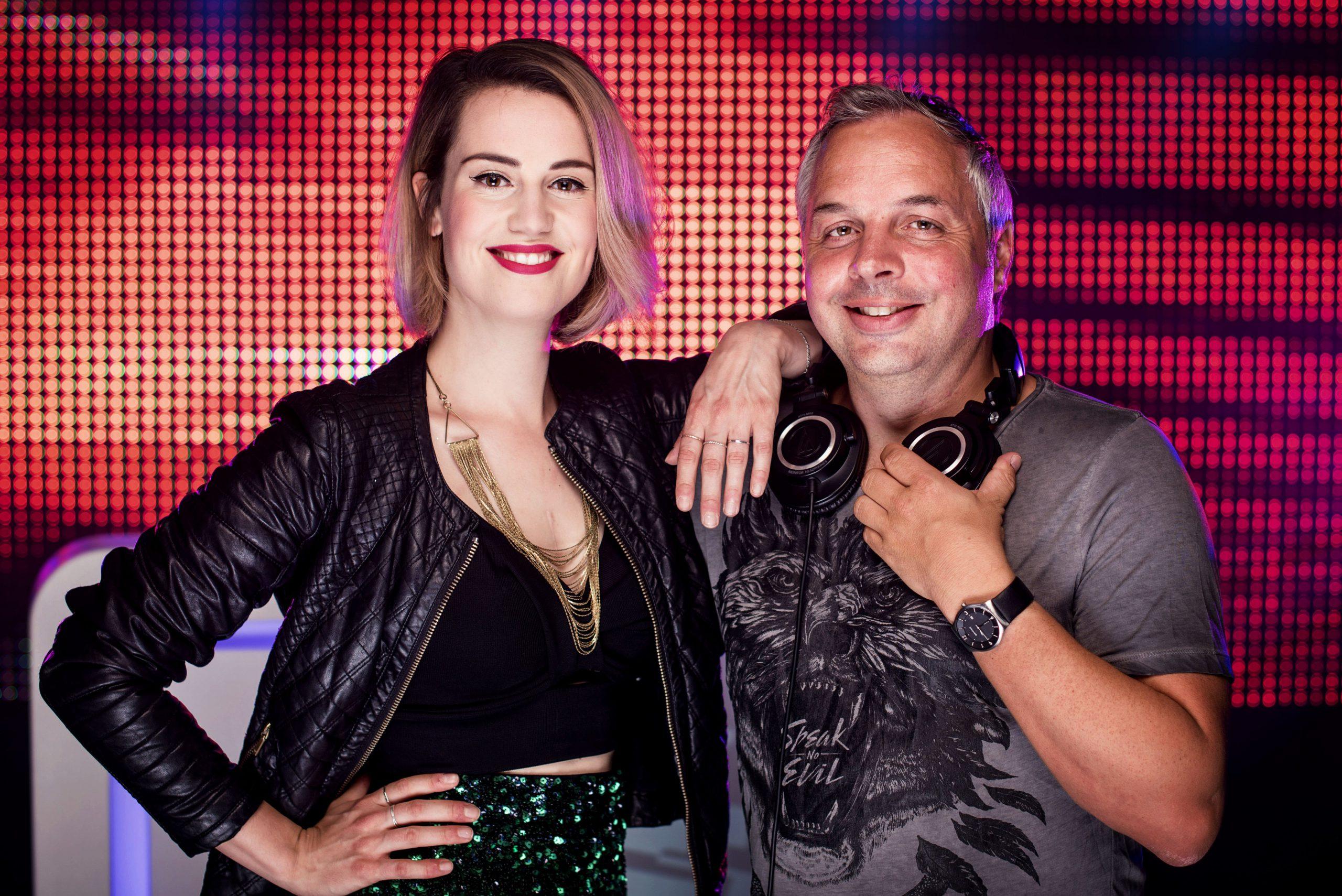 DJ Rich en Laura | Artiest huren bij Swinging.nl