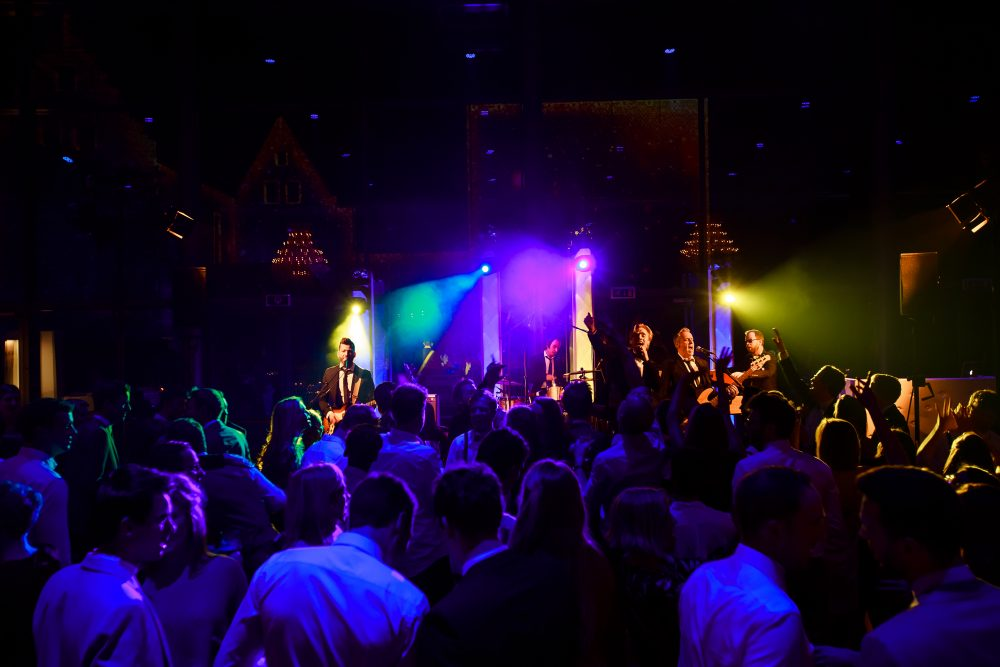 Soul Solution live 1 boeken | Swinging.nl