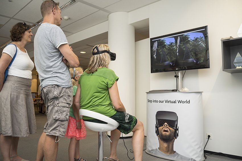 virtual reality boeken | Swinging.nl