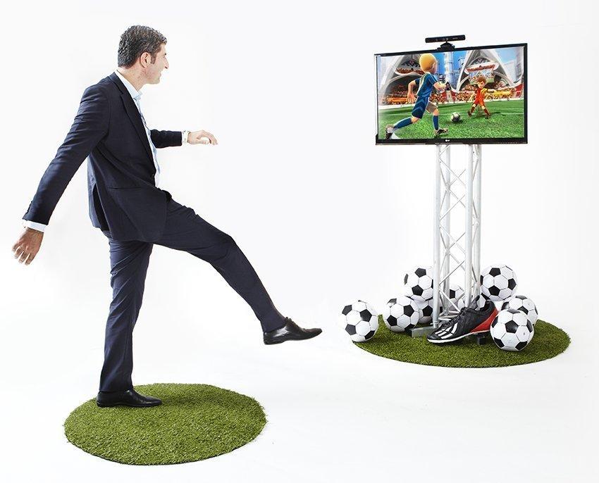 Kinect Game zone | Artiest huren bij Swinging.nl