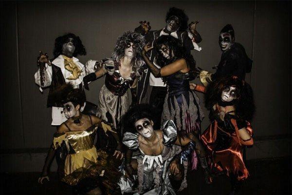 Halloween Party | Artiest huren bij Swinging.nl