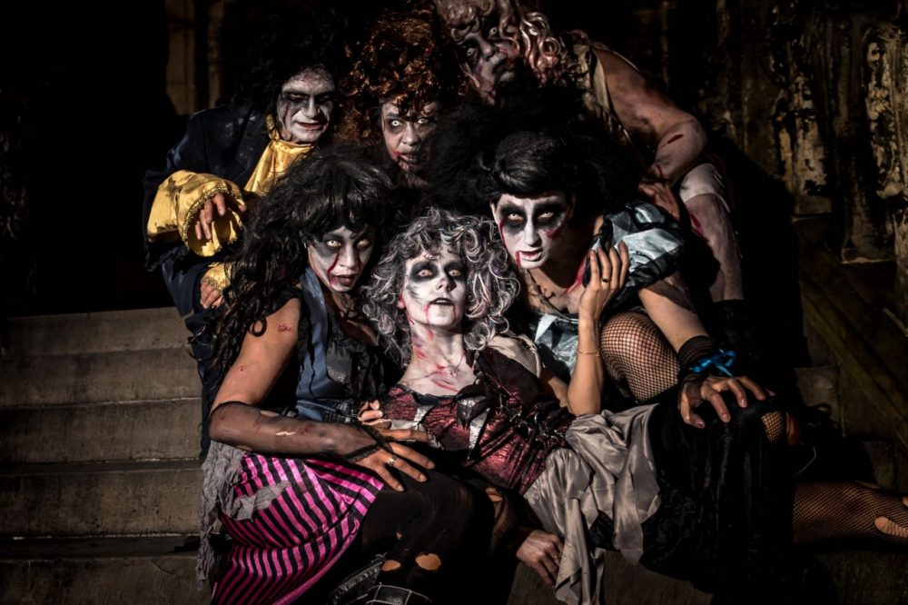 Halloween party boeken | Swinging.nl