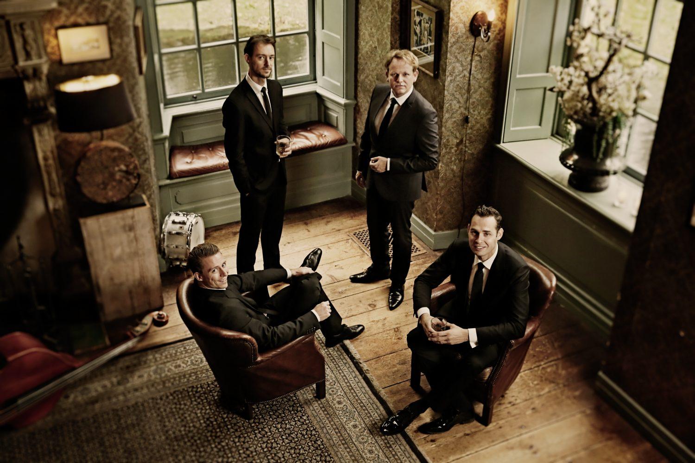 Roaring Jazz Quartet | Artiest huren bij Swinging.nl
