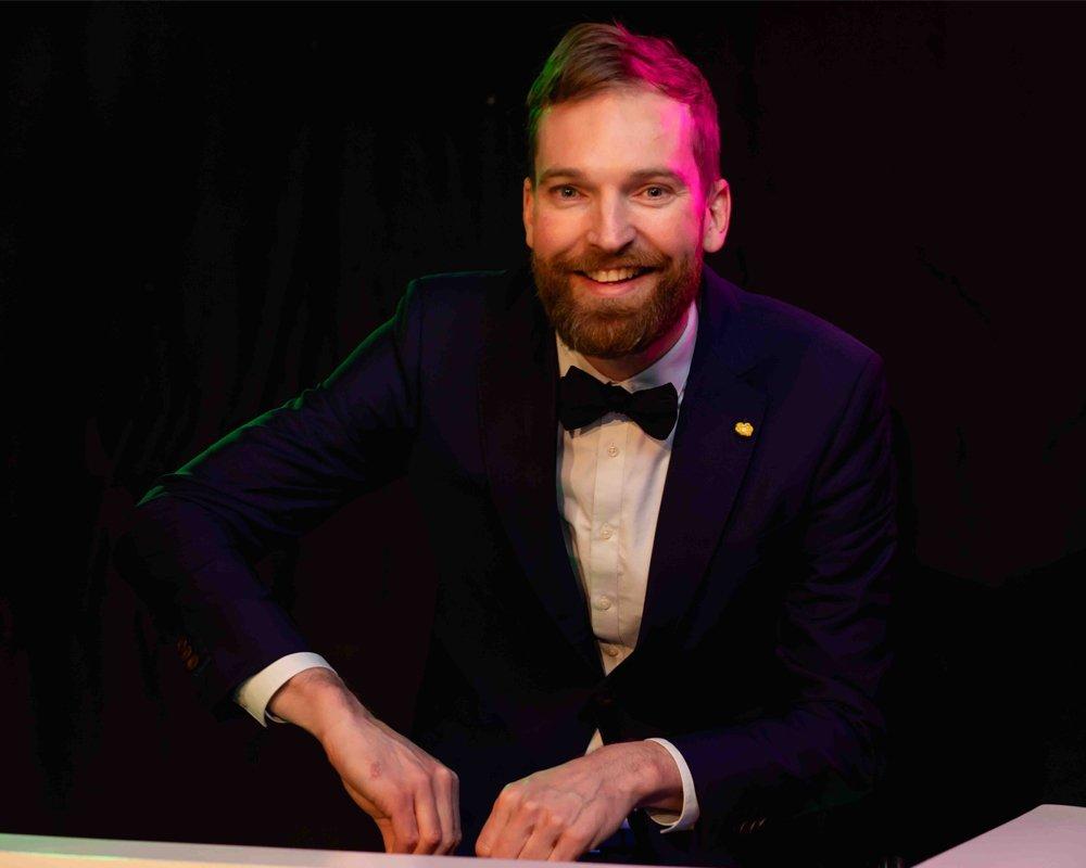 DJ Peter Smit | Artiest huren bij Swinging.nl