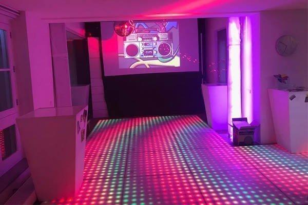 35UP Party | Artiest huren bij Swinging.nl
