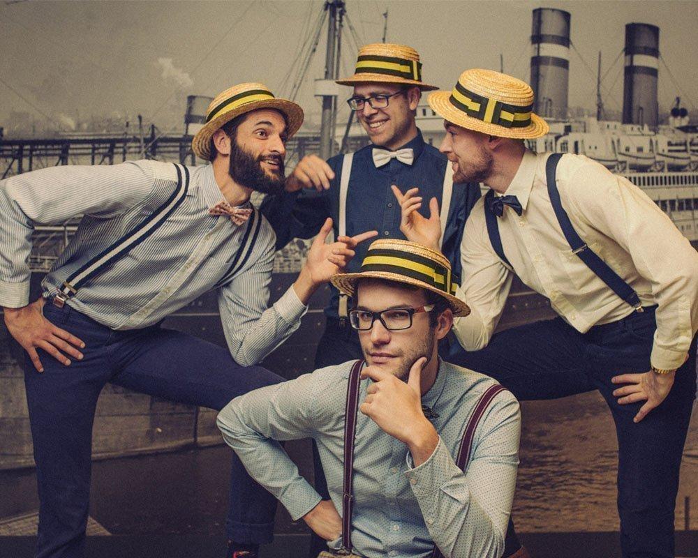 JIVE! | Artiest huren bij Swinging.nl