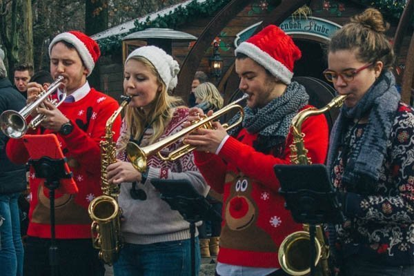 The Brass Bells | Artiest huren bij Swinging.nl