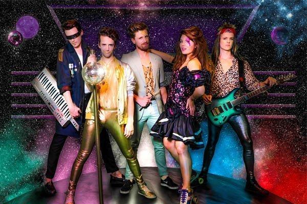 Eighties Party Band | Artiest huren bij Swinging.nl