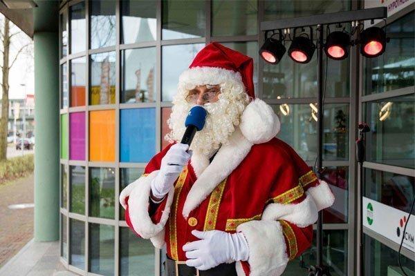 Kerst Entertainment – basispakket | Artiest huren bij Swinging.nl