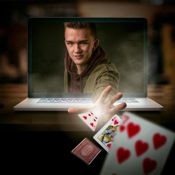 Online Magic Show | Artiest huren bij Swinging.nl