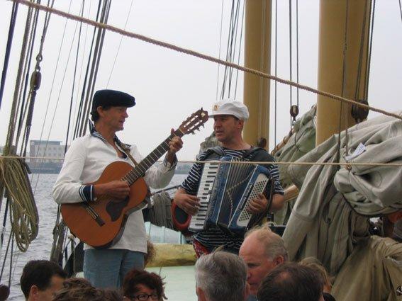 Duo Bon Vivant | Artiest huren bij Swinging.nl