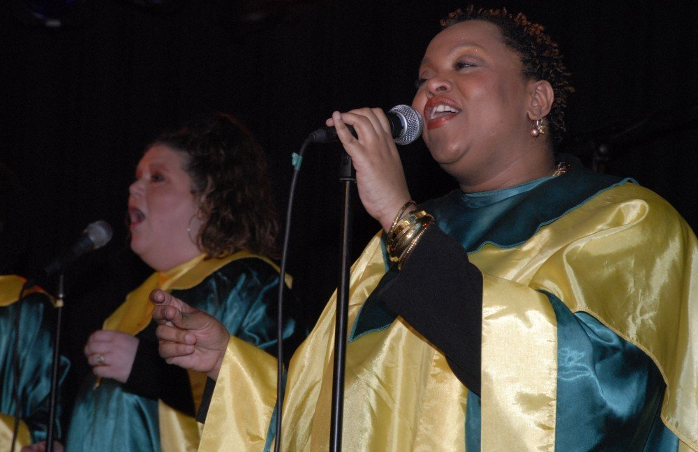 Gospel koor More Gospel Singers