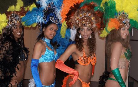 Samba dansshow | Artiest huren bij Swinging.nl