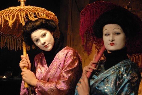 Geisha's | Artiest huren bij Swinging.nl