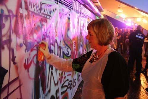 Graffiti Workshop | Artiest huren bij Swinging.nl