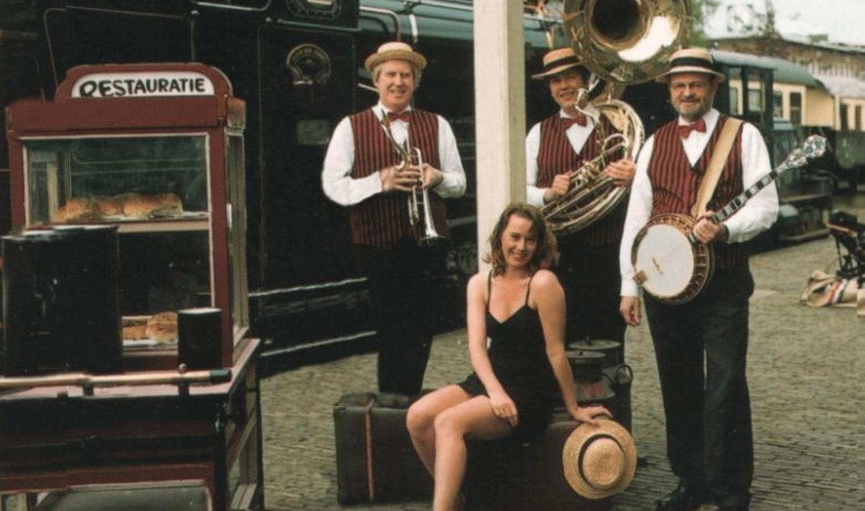 Dixieland band | Artiest huren bij Swinging.nl