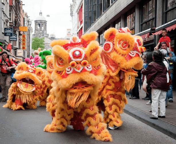 Party in Chinatown | Artiest huren bij Swinging.nl