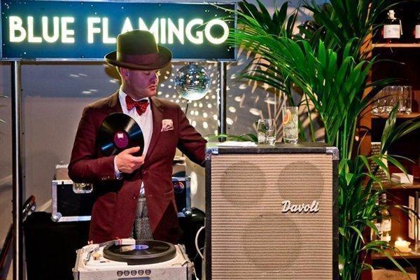 Retro DJ | Artiest huren bij Swinging.nl