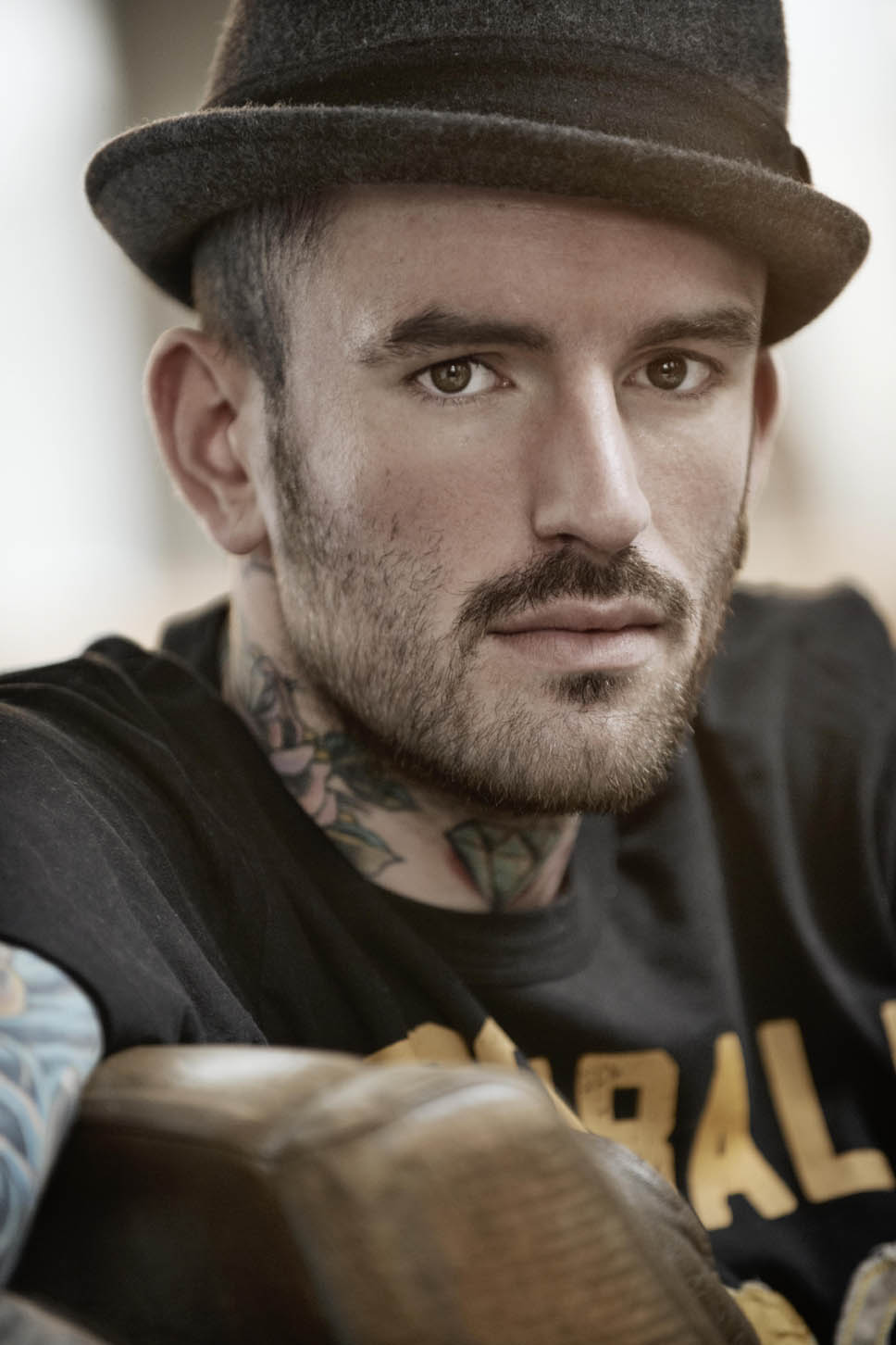 Ben Saunders | Artiest huren bij Swinging.nl