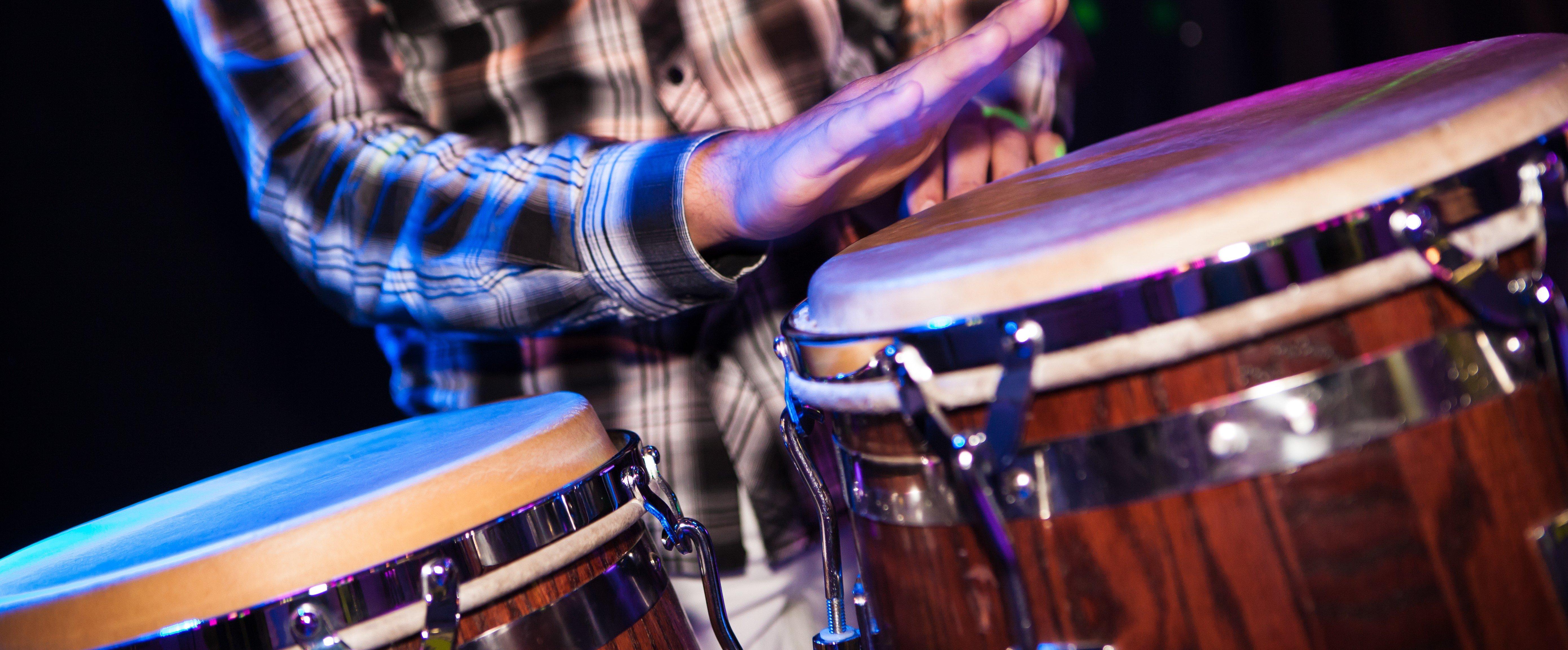 percussie bij dj