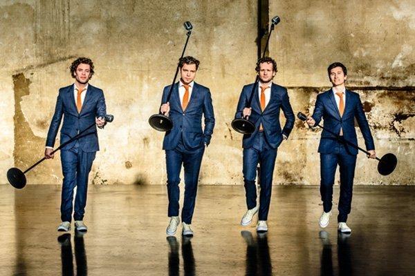 A-capella groep | Artiest huren bij Swinging.nl