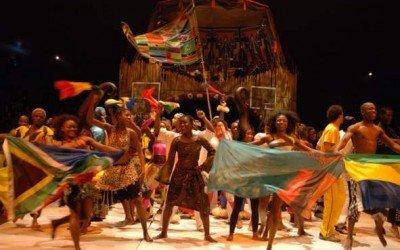 Afrikaans themafeest boeken via Swinging | Swinging.nl
