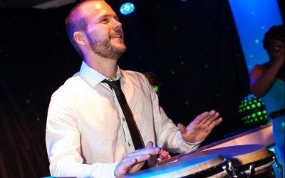 Percussie bij DJ | Swinging.nl