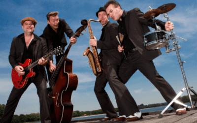De Compaenen | akoestische band boeken | Swinging.nl