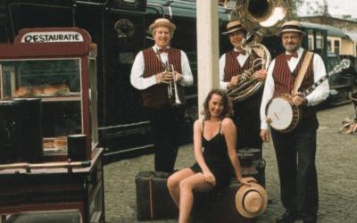 Dixieland band boeken via Swinging.nl