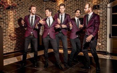 coverband the gentlemen