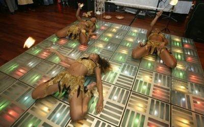 Limbo dansshow boeken | Swinging.nl