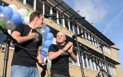 percussie workshop boeken via swinging.nl