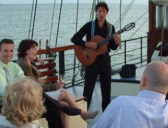 Troubadour Jan van Til | Swinging.nl
