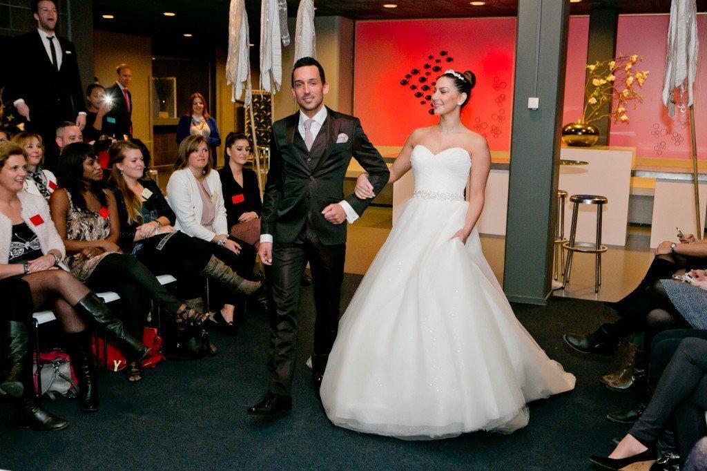 vrolijke muziek bruiloft ceremonie