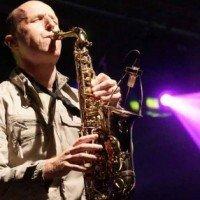 Saxofonist Arjan