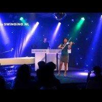 DJ & Strings  - showcase recordings - bookings by Swinging nl