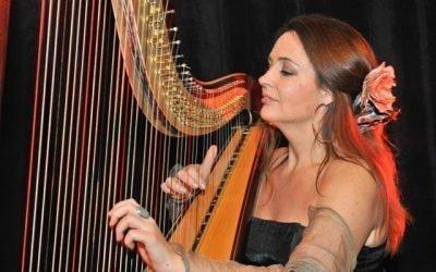 Harpiste boeken via Swinging.nl