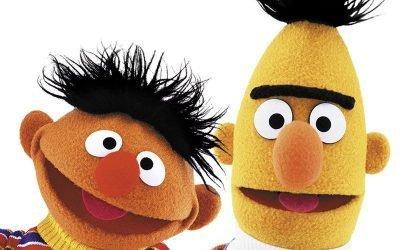 Bert en Ernie | Swinging.nl