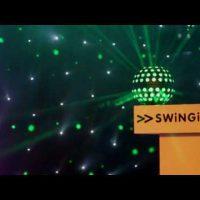 Alle mogelijkheden van de Swinging DJ Show - winnaar Dutch Wedding Awards
