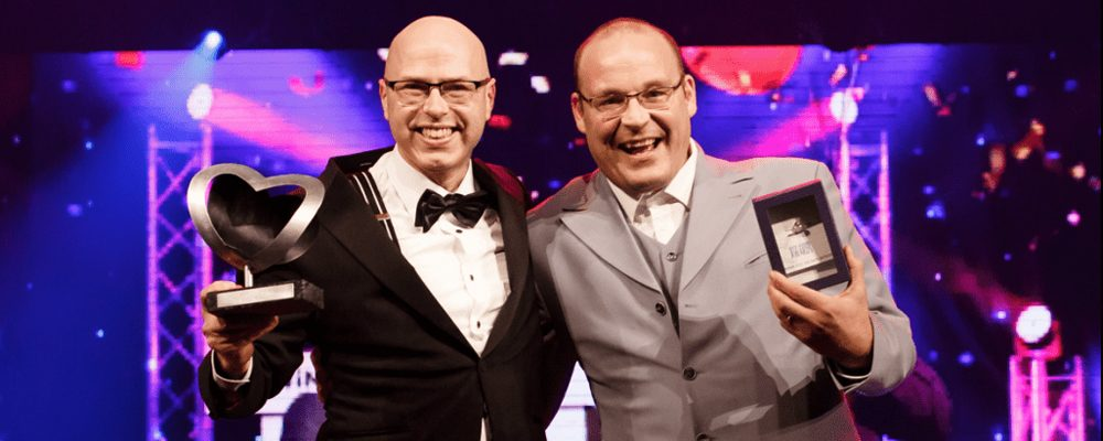 Swinging.nl-genomineerd-voor-de-Dutch-Wedding-Awards-2017 | Swinging.nl