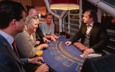 blackjack tafel boeken via Swinging | Swinging.nl
