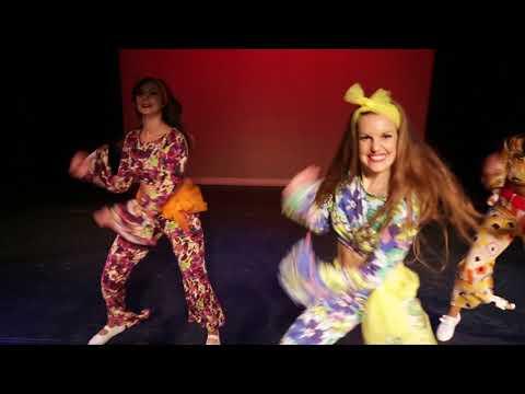 Disco dansshow