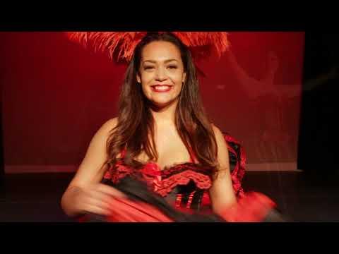Moulin Rouge dansshow