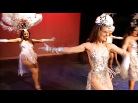 Showgirls dansshow