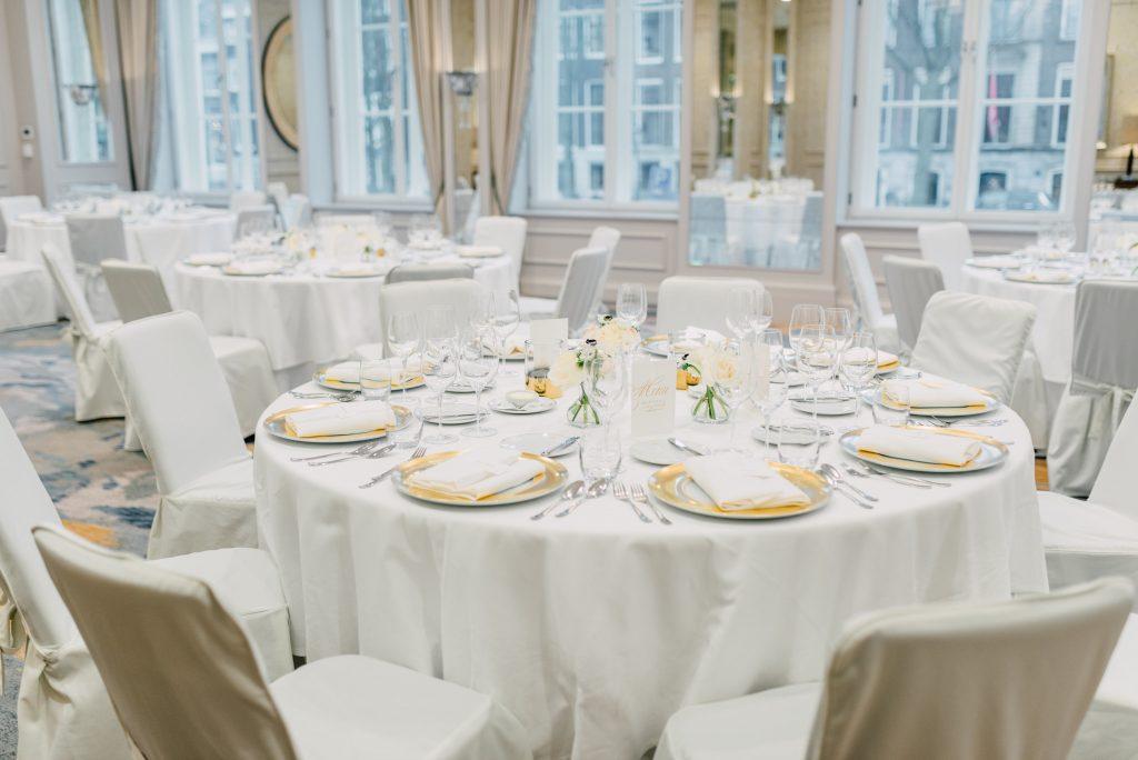 Trouwen in Amsterdam - Waldorf Astoria