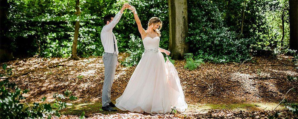 Dansen in je trouwjurk: waar hou ik rekening mee? | Swinging.nl