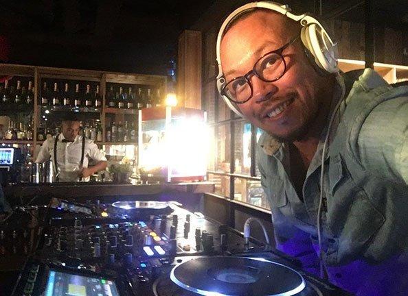 Entertainment bedrijfsfeest: DJ Edgar
