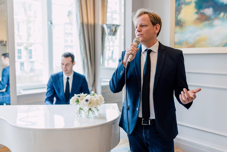 Weddings Show met Edwin en Born boeken | Swinging.nl