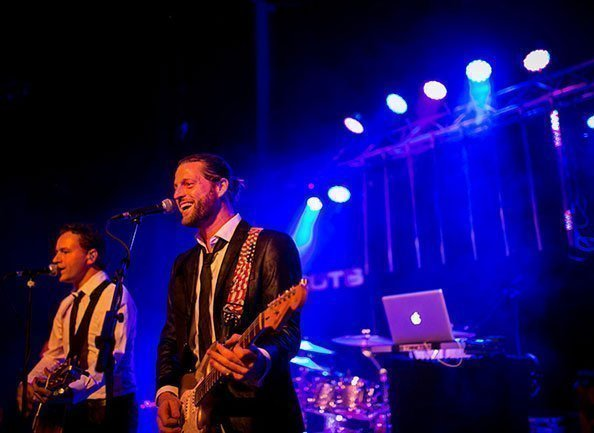 Band Eindhoven Coverband Trots   Swinging.nl