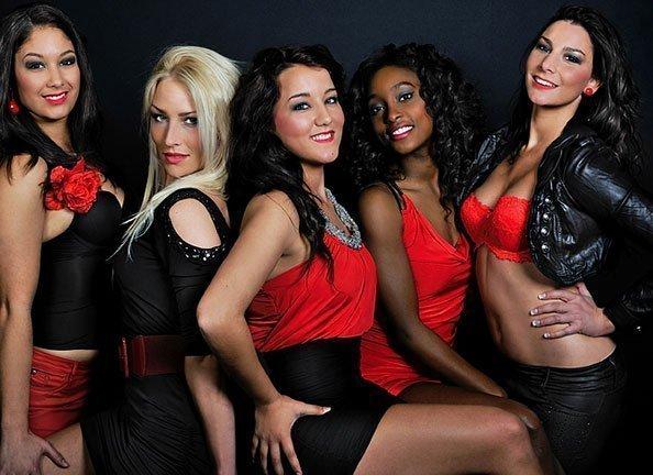 Feest organiseren met showdanseressen | Swinging.nl